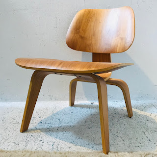 Herman Miller Eames Molded Plywood Side Chair