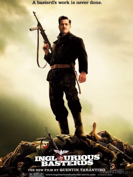 Định Mệnh - Inglourious Basterds (2009) | HD-Vietsub