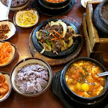 korean food at its best in Toronto, Ontario, Canada
