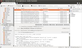 Liberado Thunderbird 15.0 con soporte para Ubuntu One