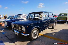 Old Fiat Sedan
