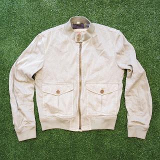 Burberry Brit Linen Blend Jacket
