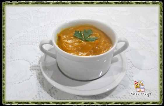 Sopa creme de abóbora 1