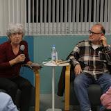 Presentació llibre El Nas de Mussolini - Lluís Anton Baulenas - C.Navarro GFM