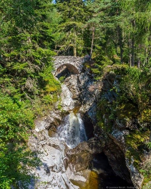 Falls of Bruar