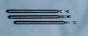 トレフィンドリル刃