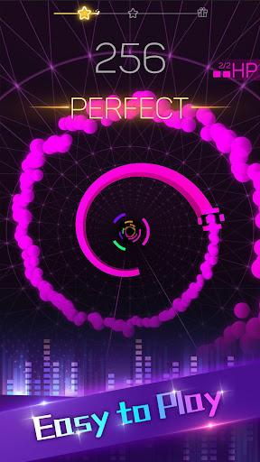 Smash Colors 3D - EDM Rush the Circles apklade screenshots 2