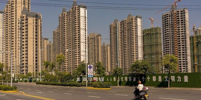 Zingnews Khủng hoảng China Evergrande bắt đầu lây lan