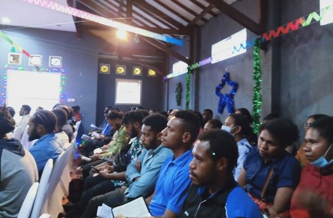 IPMANAPANDODE Kota Studi Jakarta Gelar Ibadah Perayaan Natal