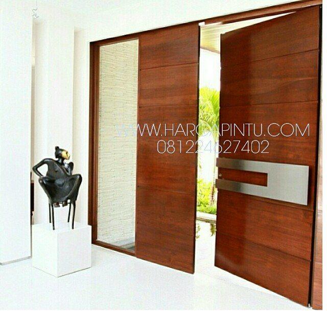Model pintu sederhana paling bagus
