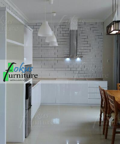 kitchen set minimalis hpl bintaro