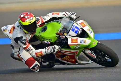 Mondiale Supersport: Il ravennate AMrco Faccani 7^ in Tailandia