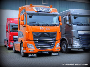 Photo: Ein neuer für EG trans..... Click for more photos: www.truck-pics.eu or join me on Facebook: claus wiesel