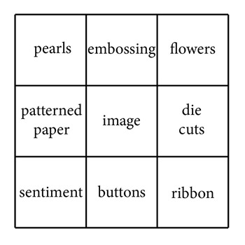 Bingo Board week 466