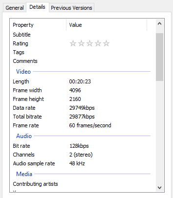 Condition upload 4k video on Youtube ? - YouTube Help