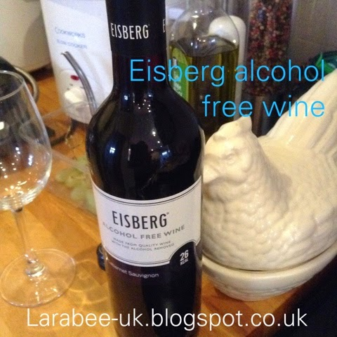 wine alcohol content review eisberg free wine larabeeuk 11875