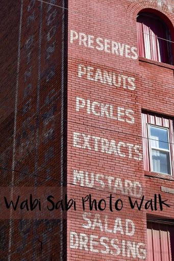 Wabi Sabi Photo Walk