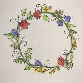 tolentreasures watercolor pencil tutorial