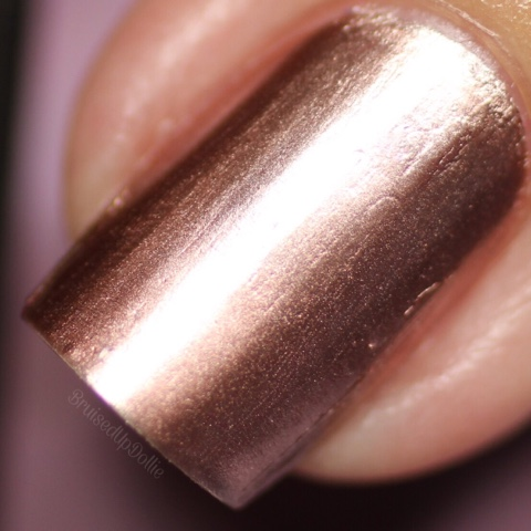 Madam Glam Rose Gold Macro