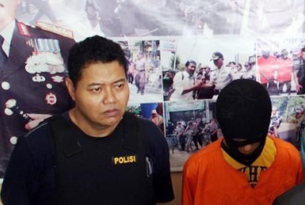 Polisi tetapkan Aris Susanto Sebagai Pelaku Tunggal Pembunuhan