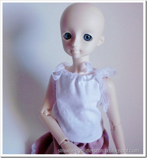 5 a Week: Cute Doll Tank Tops with a Tutorial