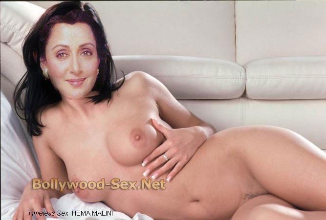 Free busty bollywood actress hemamalini would like