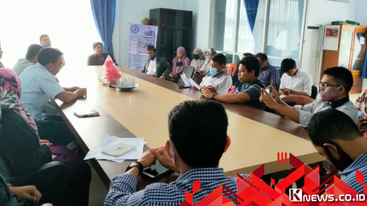 Kopertais Wilayah VIII Lakukan Monitoring di IAIM Sinjai