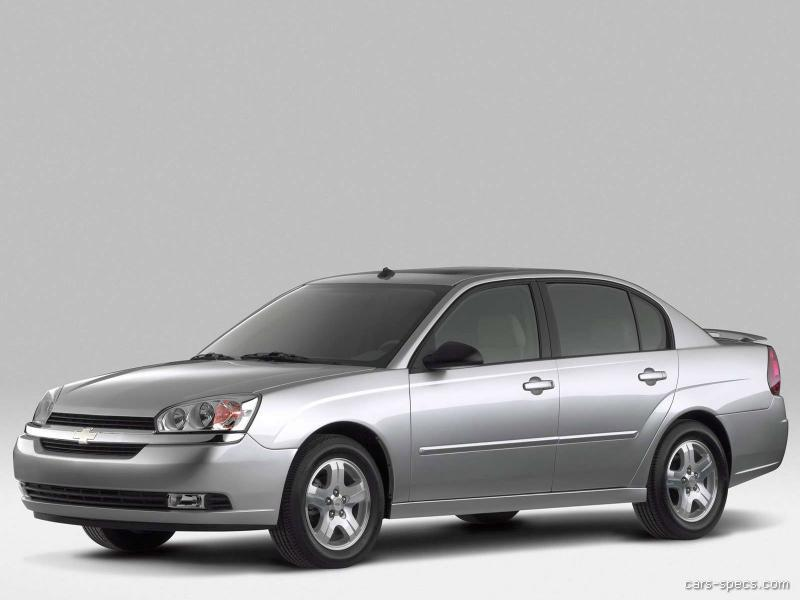 2005 chevrolet malibu sedan specifications pictures prices. Black Bedroom Furniture Sets. Home Design Ideas
