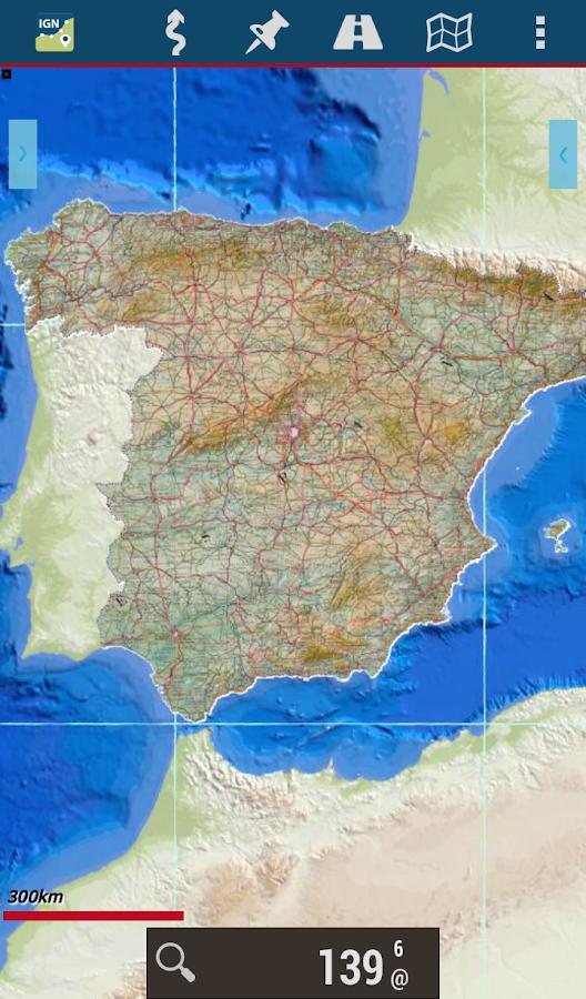 Mapas de Espaa  Aplicaciones de Android en Google Play