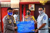 Jasa Raharja Sumbang 58 APD Untuk Polda Aceh