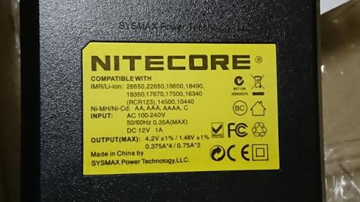 DSC 1371 thumb%25255B2%25255D - 【バッテリー/充電器】「NITECORE ナイトコア Intellicharger i4」レビュー。4本同時充電可能、コスパに優れたバッテリーチャージャー。