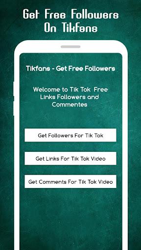 TikFans - GetFans & Followers & Likes For Tiktok App Report on