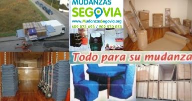 Mudanzas Cozuelos de Fuentidueña