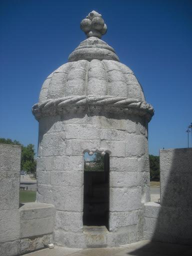 Garita en la Torre