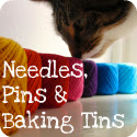 Needles, Pins and Baking Tins