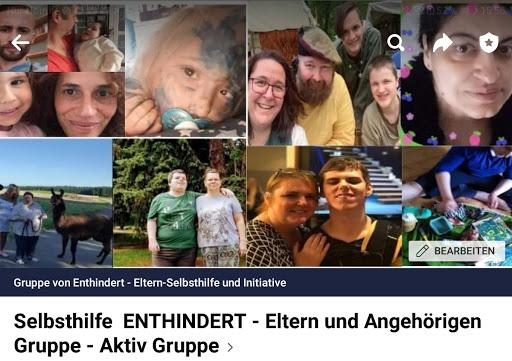Selbsthilfe ENTHINDERT - Aktiv Gruppe