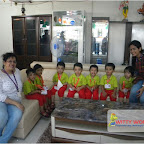 Field Trip to Furniture Showroom of Nursery Evening Section, Witty World, Chikoowadi (2017-18)