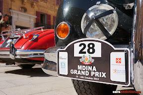 Mdina Grand Prix Logo