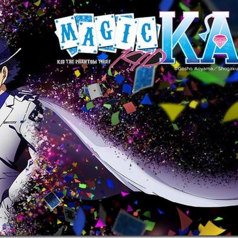 [Review] Magic Kaito 1412