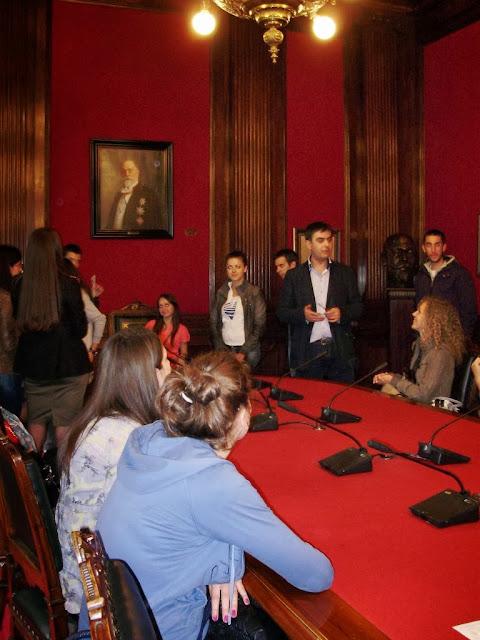 Studenti u strucnoj poseti Berzi i NBS - maj 2012 - P5240266.JPG