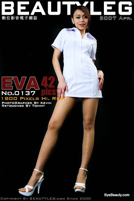 [Beautyleg]No.137 Eva