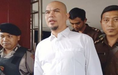 Ahmad Dhani Bebas 30 Desember, Ribuan Orang 'Serbu' Cipinang, Dikoordinir Lieus Sungkarisma