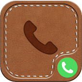 CSD Leather Dialer Theme HD
