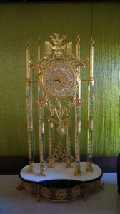 Grand Kandyan Hotel Clock