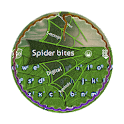 Spider bites GO Keyboard icon