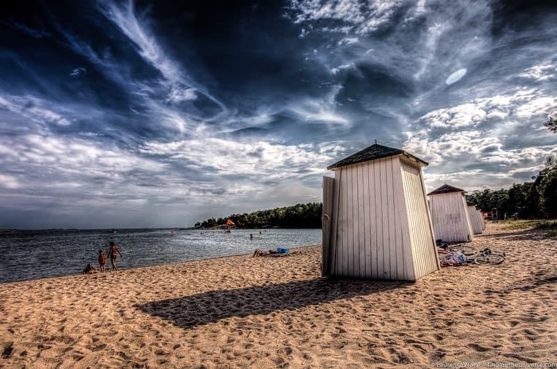 Hanko beach hut - scaled
