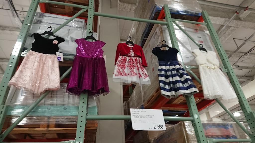 debac1927958c コストコ子供用冬ドレス2018この安さでこの可愛さ!いつもお世話になって ...