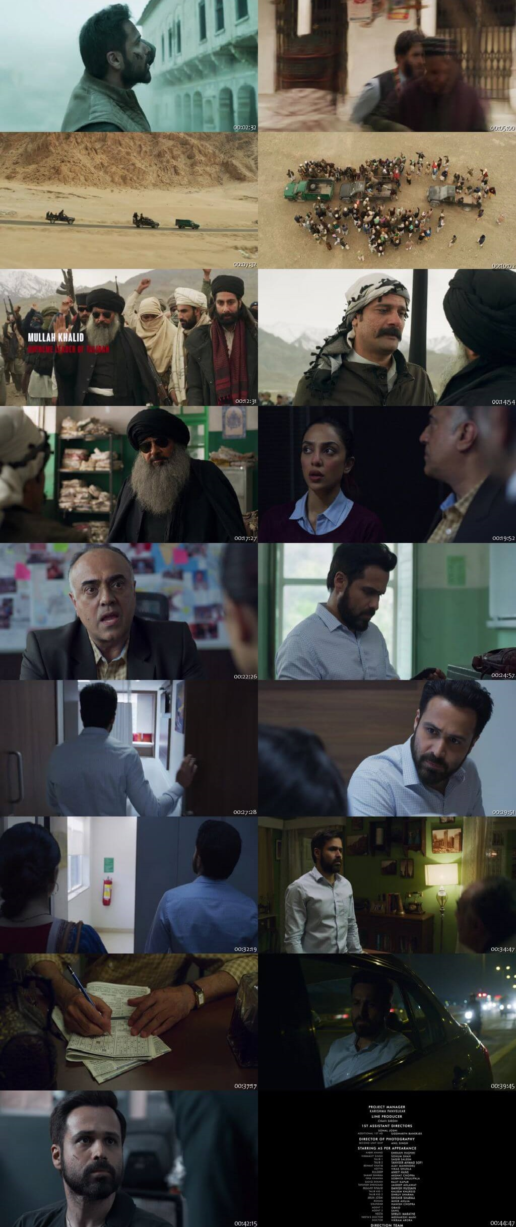 Screenshots Of Hindi Show Bard of Blood Season 01 2019 Complete - All Episodes 300MB 480P HD