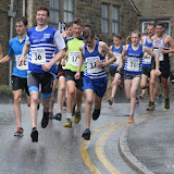 Eldwick Gala race & procession