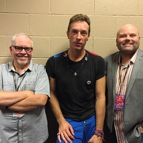 Coldplay iHeartRadio Music Festival 2015-3